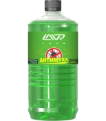 LAVR - LN1222 - Омыватель стекол концентрат Glass Washer Concentrate Green  1000ml